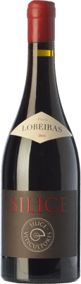 93,95 € Free Shipping | Red wine Sílice Finca Lobeiras Crianza Spain Mencía, Brancellao, Merenzao Bottle 75 cl