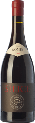 102,95 € Free Shipping | Red wine Sílice Finca Romeu Crianza Spain Mencía, Grenache Tintorera Bottle 75 cl