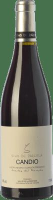 31,95 € Envoi gratuit | Vin rouge Soagranorte Suertes del Marqués Candio Crianza D.O. Valle de la Orotava Iles Canaries Espagne Listán Noir Bouteille 75 cl