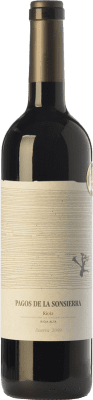 17,95 € Envoi gratuit | Vin rouge Sonsierra Pagos Reserva D.O.Ca. Rioja La Rioja Espagne Tempranillo Bouteille 75 cl