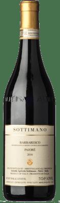 71,95 € Kostenloser Versand | Rotwein Sottimano Pajorè D.O.C.G. Barbaresco Piemont Italien Nebbiolo Flasche 75 cl