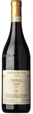 71,95 € Envoi gratuit | Vin rouge Sottimano Pajorè D.O.C.G. Barbaresco Piémont Italie Nebbiolo Bouteille 75 cl