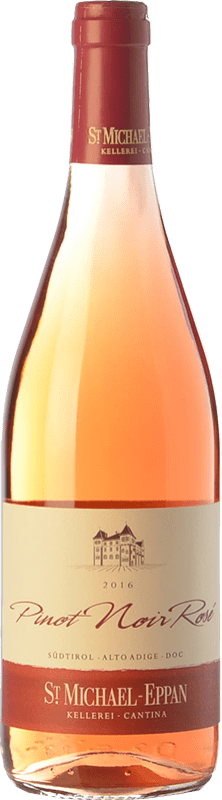 13,95 € Free Shipping   Rosé wine St. Michael-Eppan Rosé D.O.C. Alto Adige Trentino-Alto Adige Italy Pinot Black Bottle 75 cl