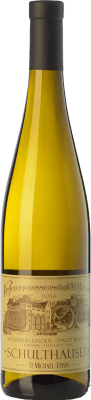 14,95 € Kostenloser Versand | Weißwein St. Michael-Eppan Pinot Bianco Schulthauser D.O.C. Alto Adige Trentino-Südtirol Italien Weißburgunder Flasche 75 cl