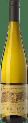 16,95 € Free Shipping | White wine St. Michael-Eppan Pinot Bianco Schulthauser D.O.C. Alto Adige Trentino-Alto Adige Italy Pinot White Bottle 75 cl