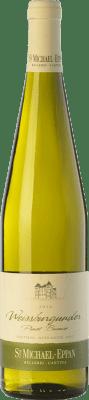 13,95 € Free Shipping | White wine St. Michael-Eppan Pinot Bianco D.O.C. Alto Adige Trentino-Alto Adige Italy Pinot White Bottle 75 cl