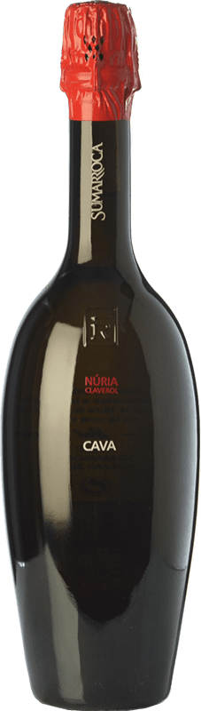 45,95 € Free Shipping   White sparkling Sumarroca Núria Claverol Homenatge Gran Reserva D.O. Cava Catalonia Spain Xarel·lo, Chardonnay, Parellada Bottle 75 cl.   Thousands of wine lovers trust us to get the best price guarantee, free shipping always and hassle-free shopping and returns.