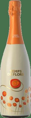 9,95 € Envoi gratuit | Blanc moussant Sumarroca Temps de Flors Brut Reserva D.O. Cava Catalogne Espagne Macabeo, Xarel·lo, Parellada Bouteille 75 cl