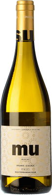 9,95 € Free Shipping | White wine Sumarroca Muscat D.O. Penedès Catalonia Spain Muscatel Small Grain Bottle 75 cl