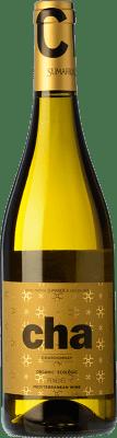 9,95 € Kostenloser Versand | Weißwein Sumarroca D.O. Penedès Katalonien Spanien Chardonnay Flasche 75 cl