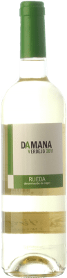 9,95 € Envoi gratuit | Vin blanc Tábula Damana D.O. Rueda Castille et Leon Espagne Verdejo Bouteille 75 cl