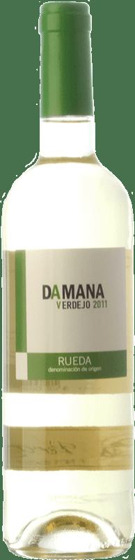 5,95 € Envío gratis   Vino blanco Tábula Damana D.O. Rueda Castilla y León España Verdejo Botella 75 cl