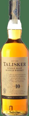 39,95 € Free Shipping | Whisky Single Malt Talisker 10 Isle of Skye United Kingdom Bottle 70 cl