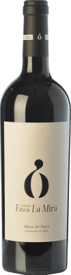 46,95 € Free Shipping | Red wine Tamaral Finca La Mira Reserva 2009 D.O. Ribera del Duero Castilla y León Spain Tempranillo Bottle 75 cl