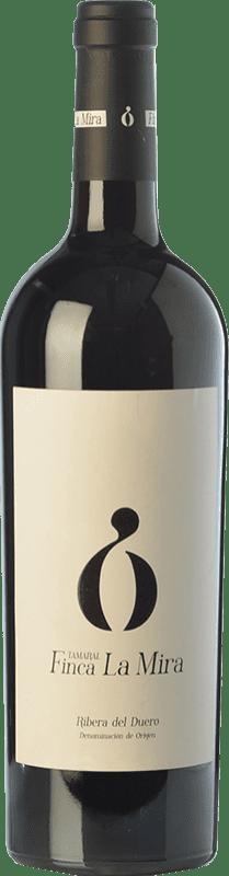 44,95 € Free Shipping | Red wine Tamaral Finca La Mira Reserva D.O. Ribera del Duero Castilla y León Spain Tempranillo Bottle 75 cl
