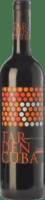 9,95 € Envío gratis | Vino tinto Tardencuba Crianza D.O. Toro Castilla y León España Tinta de Toro Botella 75 cl