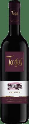 21,95 € Envoi gratuit | Vin rouge Tarsus Quinta Crianza D.O. Ribera del Duero Castille et Leon Espagne Tempranillo Bouteille 75 cl