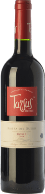 9,95 € Free Shipping | Red wine Tarsus Roble Joven D.O. Ribera del Duero Castilla y León Spain Tempranillo Bottle 75 cl