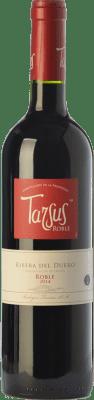 8,95 € Envío gratis | Vino tinto Tarsus Roble D.O. Ribera del Duero Castilla y León España Tempranillo Botella 75 cl