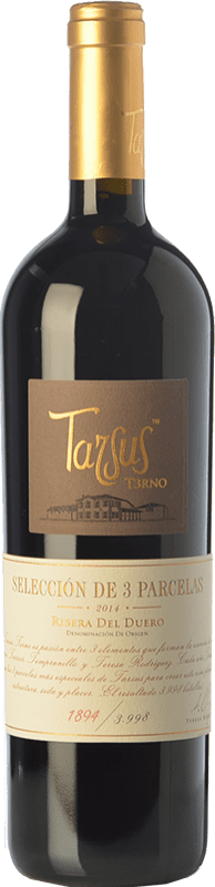 38,95 € Free Shipping | Red wine Tarsus Terno Crianza D.O. Ribera del Duero Castilla y León Spain Tempranillo Bottle 75 cl