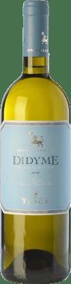 19,95 € Free Shipping | White wine Tasca d'Almerita Malvasia Secca Dydime I.G.T. Salina Sicily Italy Malvasia delle Lipari Bottle 75 cl