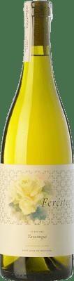 31,95 € Envoi gratuit | Vin blanc Tayaimgut Feréstec Crianza D.O. Penedès Catalogne Espagne Sauvignon Blanc Bouteille 75 cl