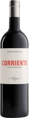 11,95 € Free Shipping | Red wine Telmo Rodríguez Corriente Crianza D.O.Ca. Rioja The Rioja Spain Tempranillo, Grenache, Graciano Bottle 75 cl