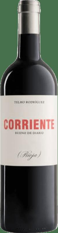 11,95 € Envoi gratuit   Vin rouge Telmo Rodríguez Corriente Crianza D.O.Ca. Rioja La Rioja Espagne Tempranillo, Grenache, Graciano Bouteille 75 cl