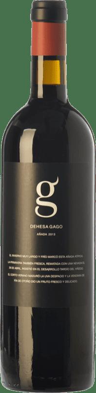 7,95 € Envoi gratuit   Vin rouge Telmo Rodríguez Dehesa Gago Joven D.O. Toro Castille et Leon Espagne Tinta de Toro Bouteille 75 cl