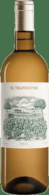 17,95 € Kostenloser Versand   Weißwein Telmo Rodríguez El Transistor Crianza D.O. Rueda Kastilien und León Spanien Verdejo Flasche 75 cl