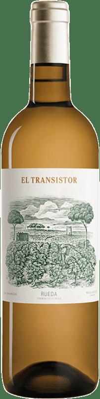 19,95 € Free Shipping | White wine Telmo Rodríguez El Transistor Crianza D.O. Rueda Castilla y León Spain Verdejo Bottle 75 cl
