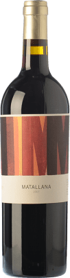 Vin rouge Telmo Rodríguez Matallana Crianza 2010 D.O. Ribera del Duero Castille et Leon Espagne Tempranillo Bouteille 75 cl