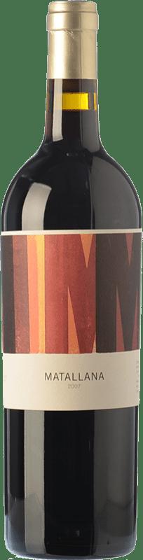 75,95 € Free Shipping | Red wine Telmo Rodríguez Matallana Crianza 2010 D.O. Ribera del Duero Castilla y León Spain Tempranillo Bottle 75 cl