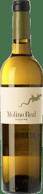 44,95 € Envío gratis | Vino dulce Telmo Rodríguez Molino Real 2009 D.O. Sierras de Málaga Andalucía España Moscatel de Alejandría Media Botella 50 cl