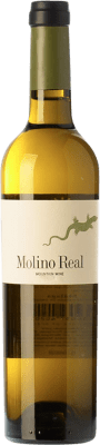 42,95 € Envío gratis | Vino dulce Telmo Rodríguez Molino Real D.O. Sierras de Málaga Andalucía España Moscatel de Alejandría Media Botella 50 cl
