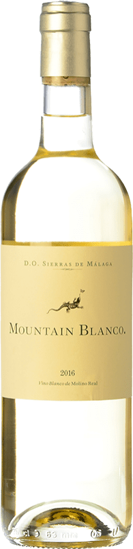 14,95 € Free Shipping | White wine Telmo Rodríguez Mountain D.O. Sierras de Málaga Andalusia Spain Muscat of Alexandria Bottle 75 cl