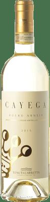 17,95 € Free Shipping | White wine Tenuta Carretta Cayega D.O.C.G. Roero Piemonte Italy Arneis Bottle 75 cl