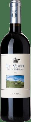 38,95 € Envoi gratuit | Vin rouge Ornellaia Le Volte I.G.T. Toscana Toscane Italie Merlot, Cabernet Sauvignon, Sangiovese Bouteille 75 cl