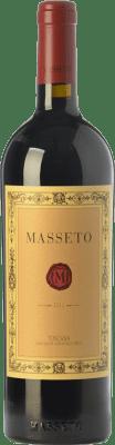 921,95 € Free Shipping | Red wine Ornellaia Masseto I.G.T. Toscana Tuscany Italy Merlot Bottle 75 cl