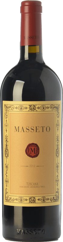915,95 € Free Shipping | Red wine Ornellaia Masseto I.G.T. Toscana Tuscany Italy Merlot Bottle 75 cl