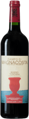 112,95 € Free Shipping | Red wine Tenuta di Trinoro Campo di Magnacosta I.G.T. Toscana Tuscany Italy Cabernet Franc Bottle 75 cl
