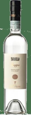 39,95 € Free Shipping | Grappa Tignanello Marchesi Antinori I.G.T. Grappa Toscana Tuscany Italy Half Bottle 50 cl