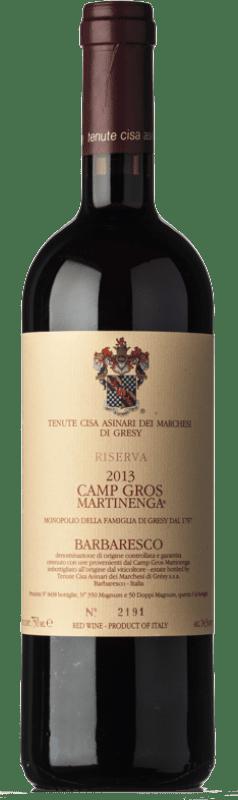 119,95 € Free Shipping   Red wine Cisa Asinari Marchesi di Grésy Camp Gros Riserva Reserva D.O.C.G. Barbaresco Piemonte Italy Nebbiolo Bottle 75 cl