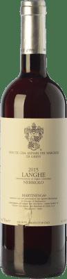 23,95 € Free Shipping   Red wine Cisa Asinari Marchesi di Grésy Martin D.O.C. Langhe Piemonte Italy Nebbiolo Bottle 75 cl