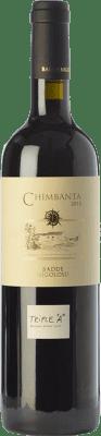 23,95 € Free Shipping | Red wine Dettori Chimbanta I.G.T. Romangia Sardegna Italy Monica Bottle 75 cl