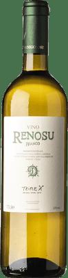 11,95 € Envío gratis | Vino blanco Dettori Renosu Bianco I.G.T. Romangia Sardegna Italia Vermentino, Moscatel Blanco Botella 75 cl