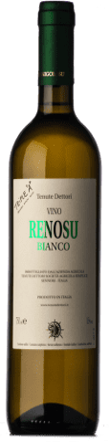 11,95 € Free Shipping | White wine Dettori Renosu Bianco I.G.T. Romangia Sardegna Italy Vermentino, Muscat White Bottle 75 cl