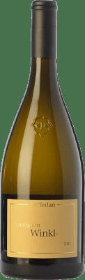 23,95 € Free Shipping | White wine Terlano Winkl D.O.C. Alto Adige Trentino-Alto Adige Italy Sauvignon White Bottle 75 cl