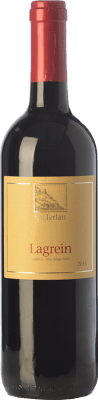 16,95 € Envoi gratuit | Vin rouge Terlano D.O.C. Alto Adige Trentin-Haut-Adige Italie Lagrein Bouteille 75 cl