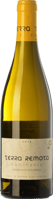 28,95 € Envoi gratuit | Vin blanc Terra Remota Caminante Crianza D.O. Empordà Catalogne Espagne Grenache Blanc, Chardonnay, Chenin Blanc Bouteille 75 cl